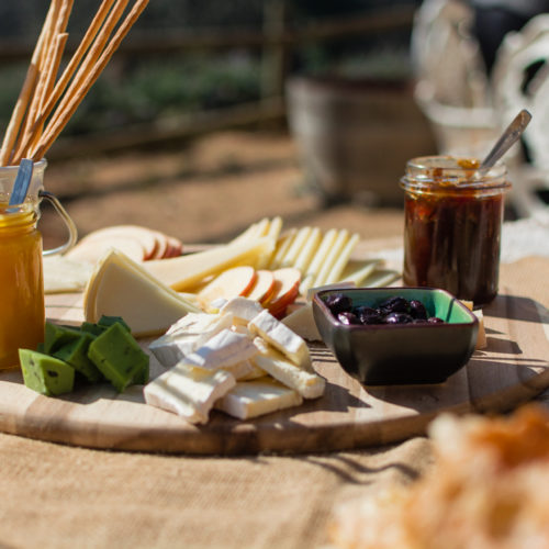 Cata vinos y quesos - Celler Can Roda