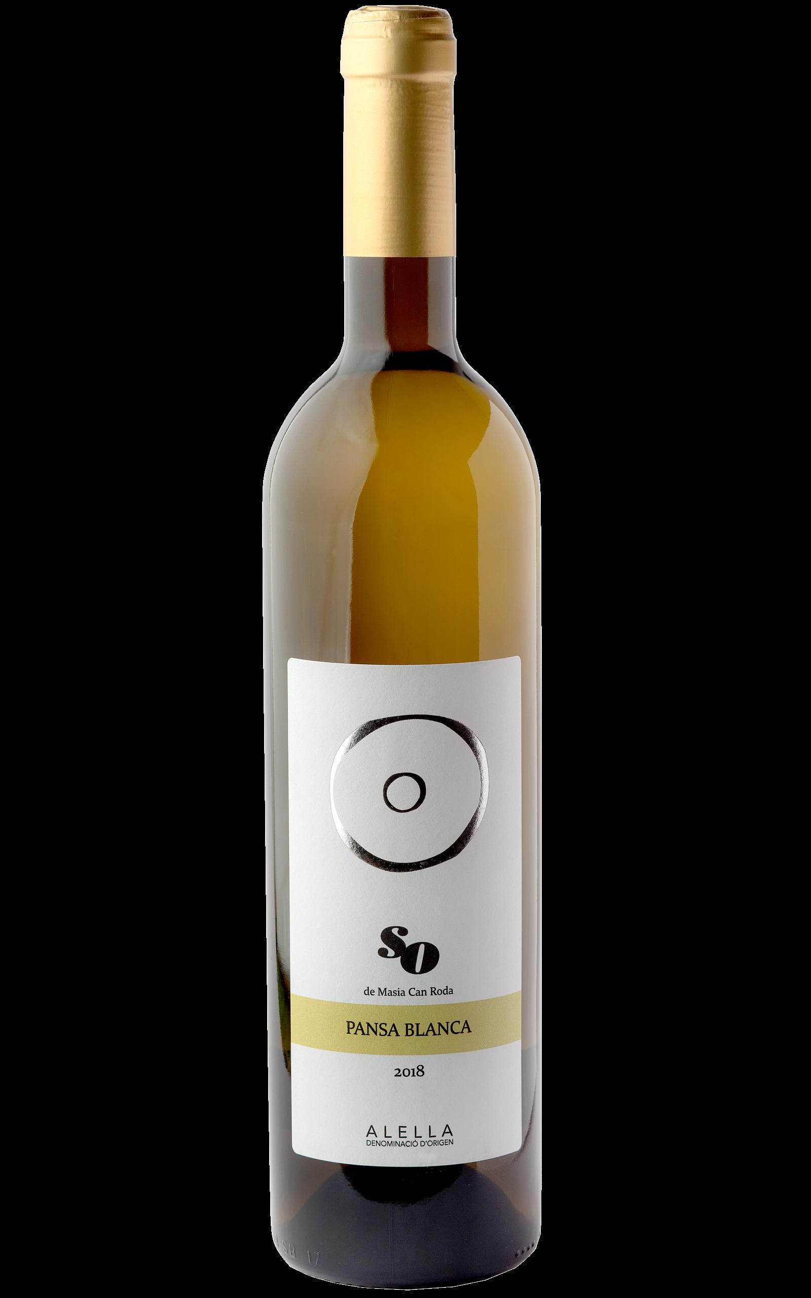 Vi blanc Pansa blanca - So de Masia Can Roda