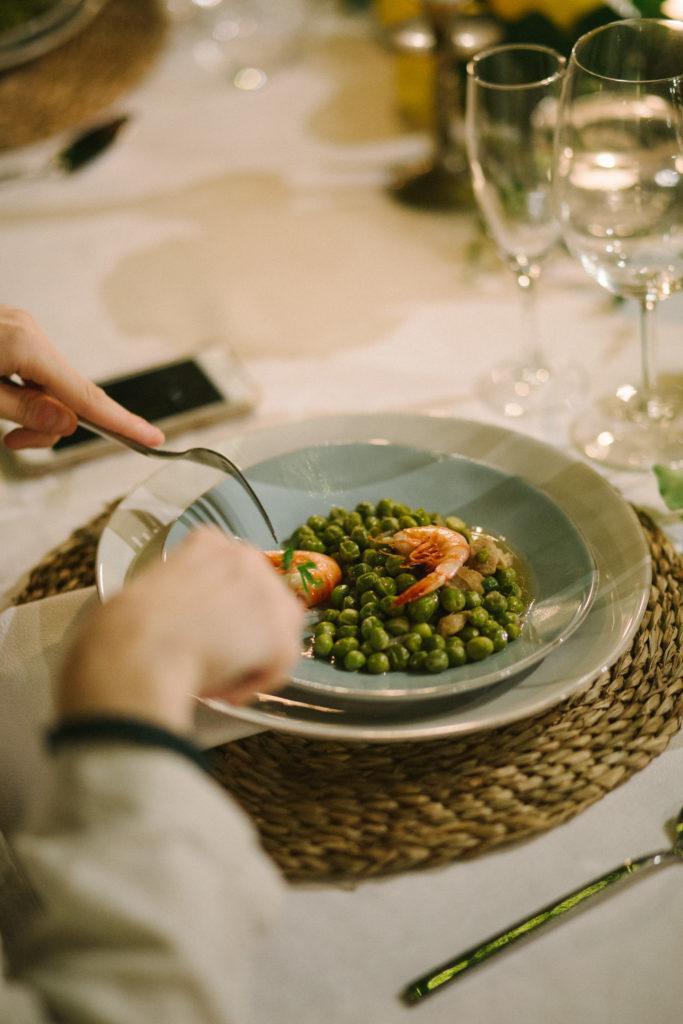 cena con maridaje - Celler Can Roda