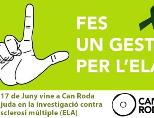 Vine a Can Roda a la diada solidaria per l'esclerosi múltiple
