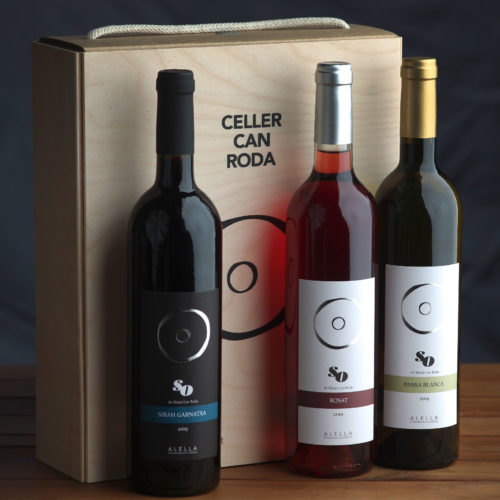 Lot Tarda de Vins - Celler Can Roda