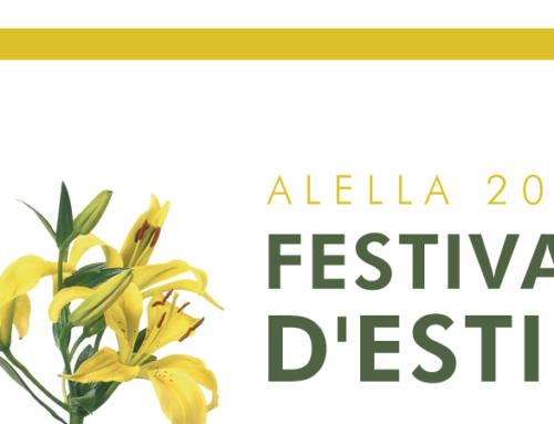 Celler Can Roda participa en el festival d'estiu Alella 2019