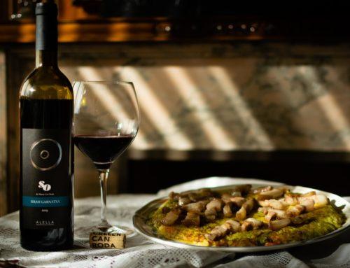 Receta del mes: Trinxat de montaña para maridar con nuestro vino negro Syrah Garnacha