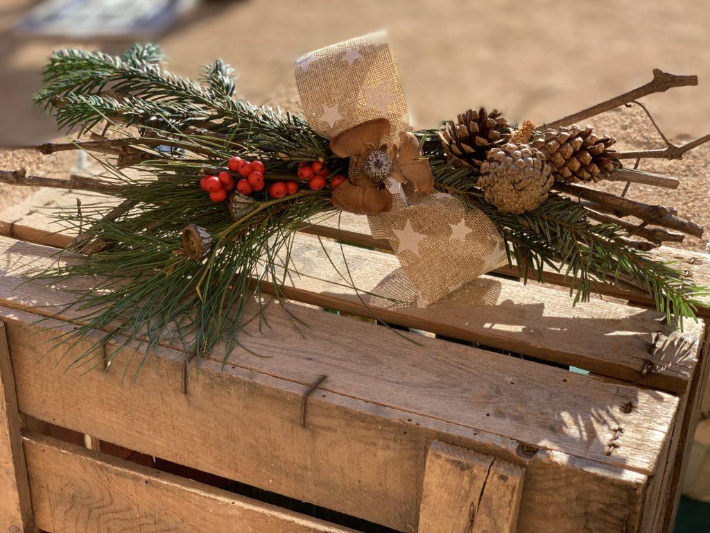 curso montaje navideño - Celler Can Roda