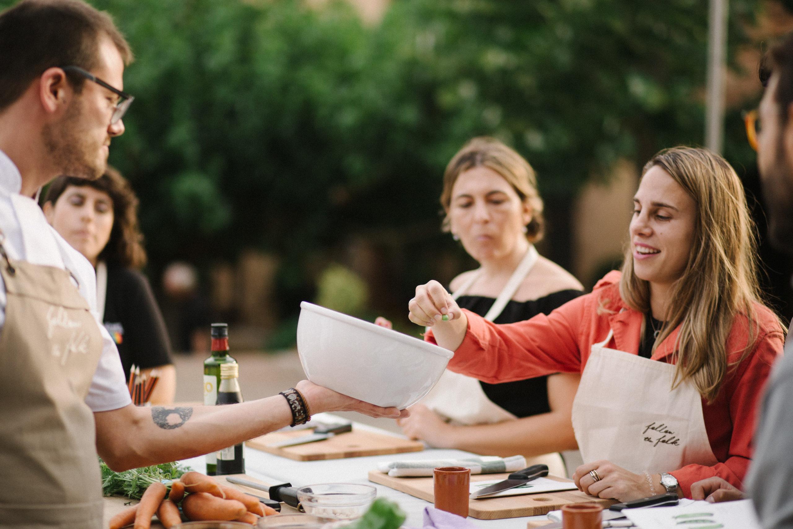 cursos cocina - Celler Can Roda