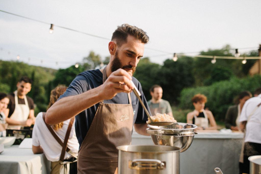 cursos de cocina y vino - Celler Can Roda