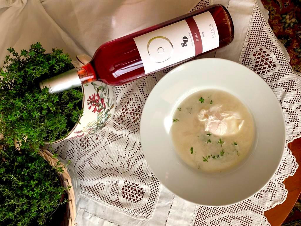 recepta sopa farigola - celler can roda