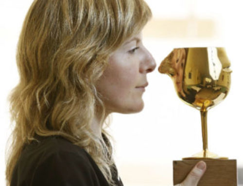 Entrevista a la Montse Velasco, sommelier i guanyadora del premi Nariz de Oro 2011